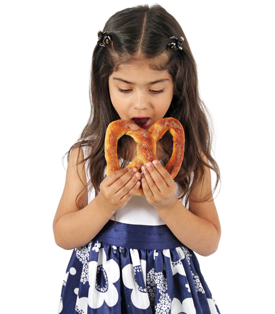 pretzel-girl